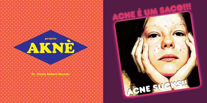 Dr. Otávio Macedo lança o Projeto AKNÉ para mostrar de forma lúdica que a acne, por mais severa que seja, tem tratamento