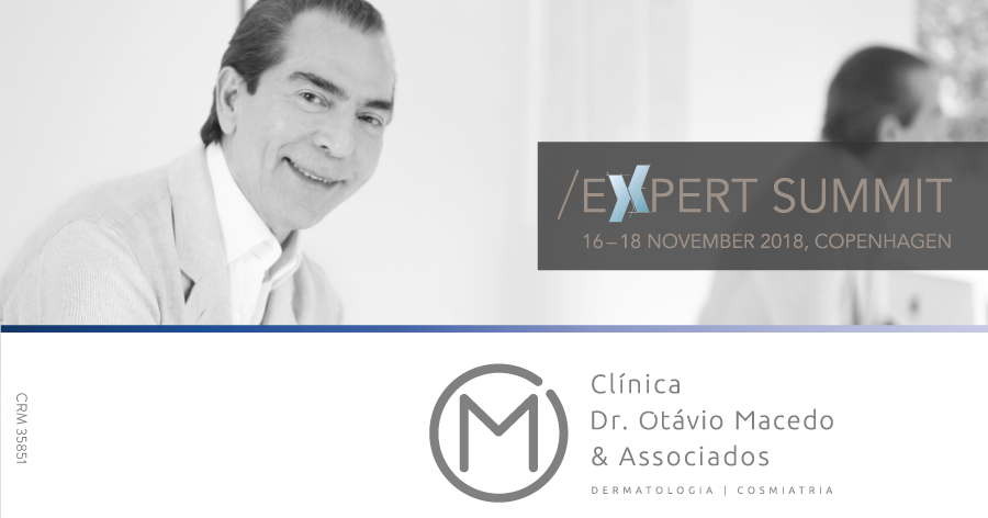 Global Expertise Summit 2018 - Clínica Dr. Otávio Macedo & Associados