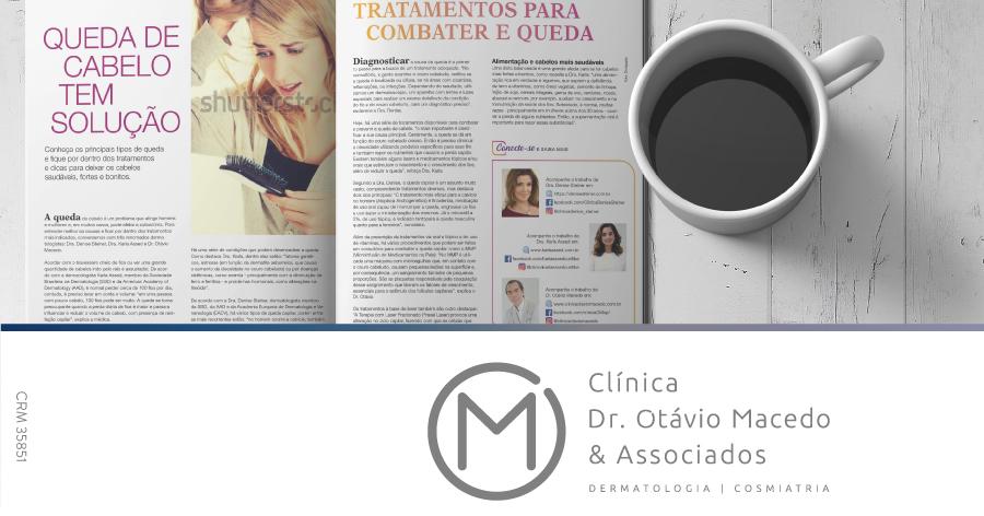 Revista Drogaria Iguatemi - Clínica Dr. Otávio Macedo & Associados