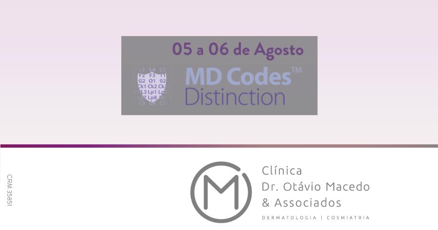 MD Codes Distinction - Clínica Dr. Otávio Macedo & Associados