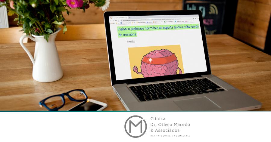 Hormônio do Esporte ajuda evitar a perda de memória - Clínica Dr. Otávio Macedo & Associados