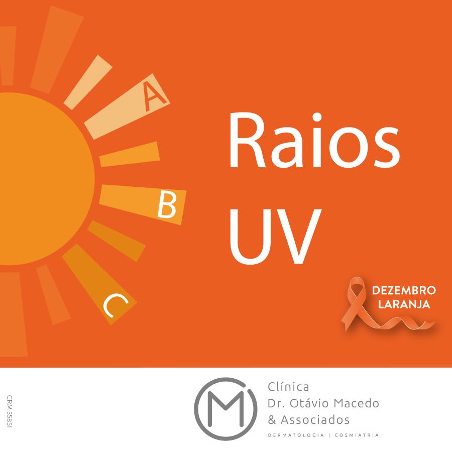 Os raios ultravioleta e a pele - Clínica Dr. Otávio Macedo & Associados