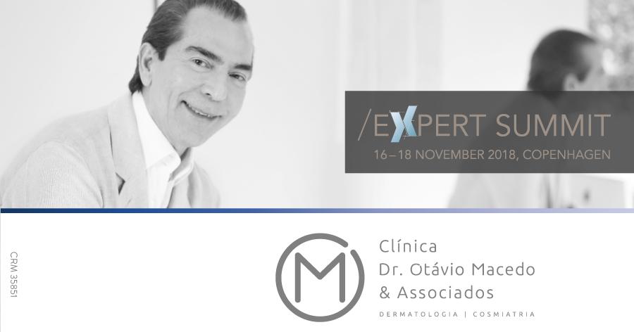 Global Expertise Summit 2018 - Clínica Dr. Otávio Macedo & Associados