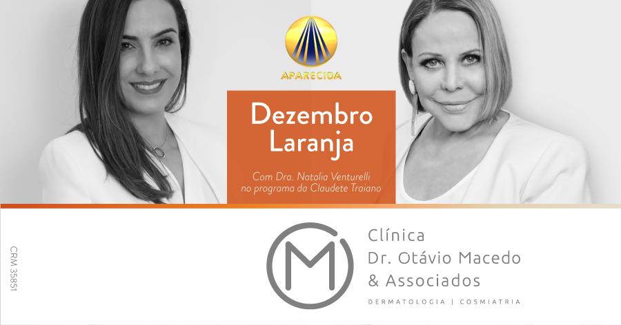 Programa Claudete Troiano - Clínica Dr. Otávio Macedo & Associados