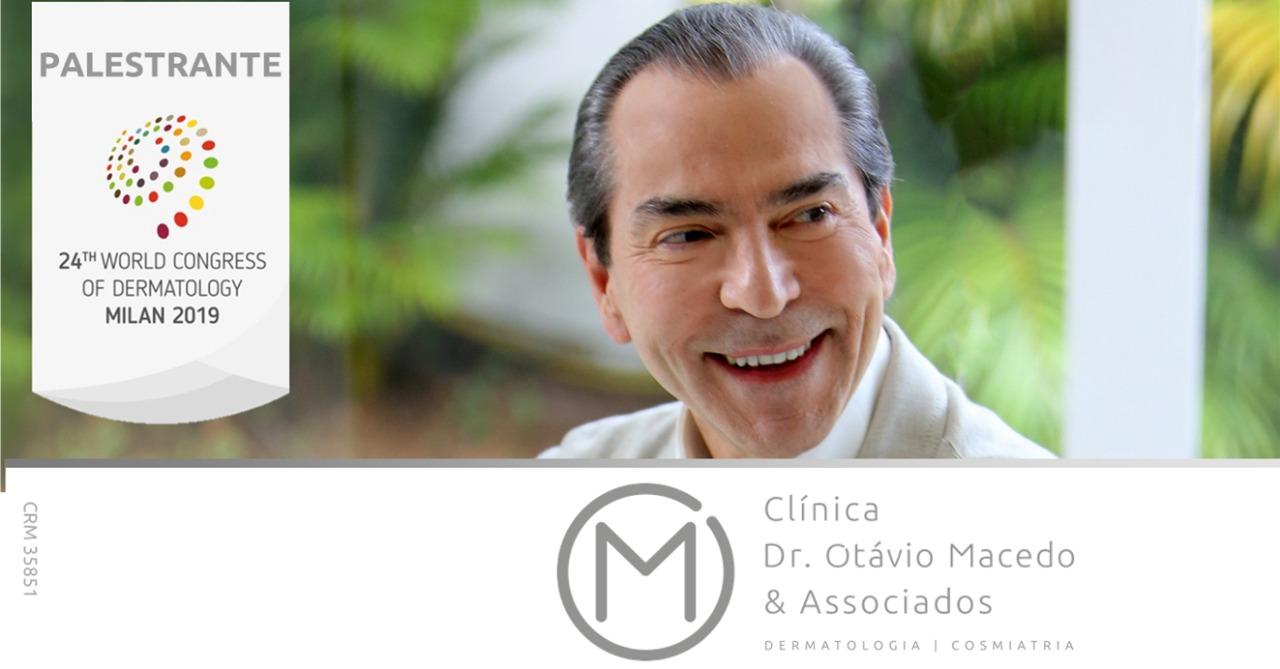 24° Congresso de Dermatologia - Cliínica Dr. Otávio Macedo & Associados