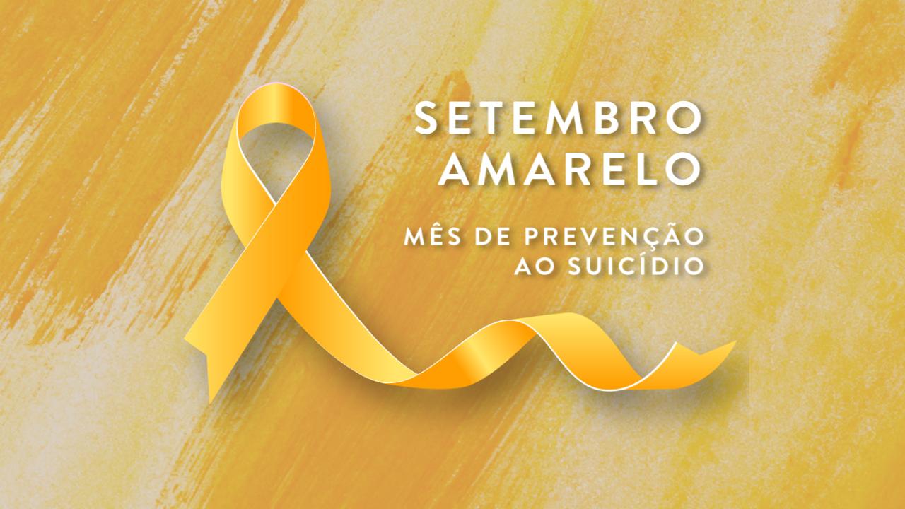 Setembro Amarelo: Mês de Prevenção ao Suicídio - Clínica Otávio Macedo